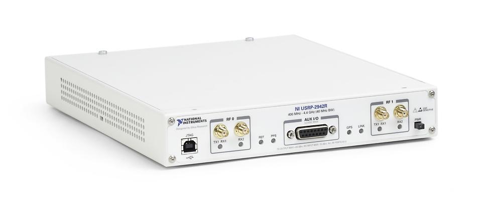 Программно определяемое перенастраиваемое радиоустройство USRP